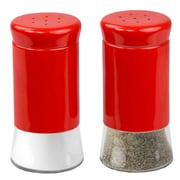 Home Basics Essence 2-Piece Salt and Pepper Set