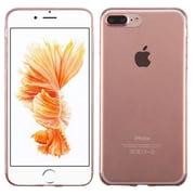 Insten TPU Ultra Slim Skin Gel Rubber Cover Case For Apple iPhone 7 Plus - Clear