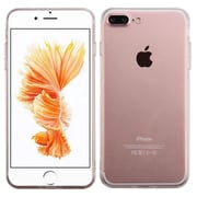 Insten TPU Ultra Slim Skin Rubber Cover Case For Apple iPhone 7 Plus - Clear