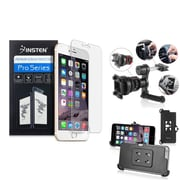 """Insten Clear Screen Protector Shield For Apple iPhone 6 Plus 5.5"""" (with Car Air Vent Phone Holder)"""
