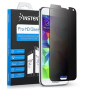 Insten Privacy Filter Tempered Glass LCD Screen Protector Film Cover For Samsung Galaxy S5