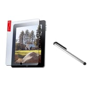 Insten Screen Protector+Stylus For iPad WiFi 3G 16G 32G
