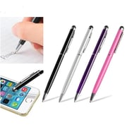 "Insten 4 Packs 2in1 Capacitive Touch Screen Stylus with Ball Point Pen For iPhone 6 Plus 5.5"" 4.7"" iPad Air 2 2nd Mini 3 3rd"