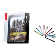 Insten Reusable Screen Protector For Apple iPad (with 10-Piece Stylus)