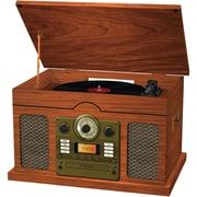 Sylvania SRCD844 Nostalgia 7-in-1 with Bluetooth Turntable