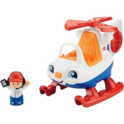 Fisher Price DNM75 Little People Mid Playset