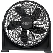 "Comfort Zone CZ700T 20"" Kool Machine Turbo Fan"