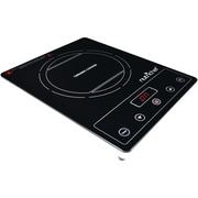 NUTRICHEF PKST16 Ceramic-Induction Electric Glass Burner Cooktop