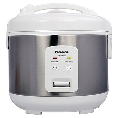 PANASONIC SR-JN105 5-Cup Automatic Rice Cooker 2484182