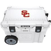 Pelican CC-19318-45qWT University of Southern California Trojans Elite Wheeled Cooler