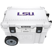 Petra CC-19321-45qWT Louisiana State University Tigers Elite Wheeled Cooler