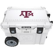 Petra CC-19322-45qWT Texas A&M University Aggies Elite Wheeled Cooler
