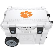 Petra CC-19331-45qWT Clemson University Tigers Elite Wheeled Cooler