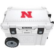 Petra CC-19332-45qWT University of Nebraska Cornhuskers Elite Wheeled Cooler