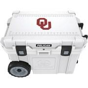 Petra CC-19333-45qWT University of Oklahoma Sooners Elite Wheeled Cooler