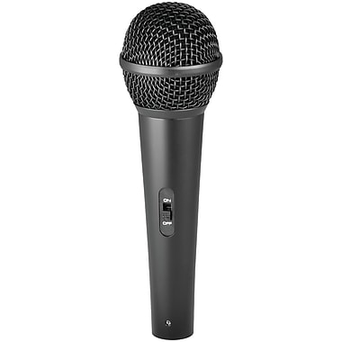 pyle pdmicusb6 dynamic usb microphone staples. Black Bedroom Furniture Sets. Home Design Ideas