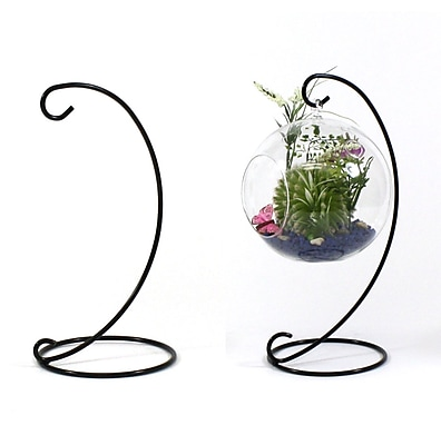 WGVInternational Metal Stand for Hanging Terrarium; 11.5''