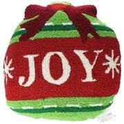 Glitz Home Ornament Throw Pillow