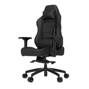 Vertagear High-Back Gaming Office Chair w/ Arms; Carbon