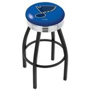 Holland Bar Stool 25'' Bar Stool; St Louis Blues