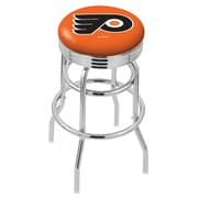 Holland Bar Stool 30'' Bar Stool; Philadelphia Flyers- Orange