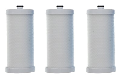 Crucial Frigidaire Refrigerator/Icemaker Water Purifier Filter (Set of 3) WYF078279707575