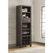ViloHomeInc. Glenwood Pines 6 Bottle Wine Cabinet (Set of 2)