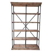 Laurel Foundry Modern Farmhouse Celestia 76'' Etagere Bookcase
