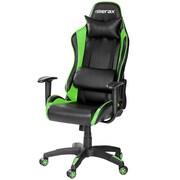 Merax High-Back Executive Chair; Green
