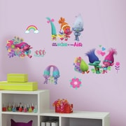 Room Mates Trolls Movie Peel and Stick Wall Decal
