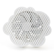 Oliver B AirbOX 2'' Wall Fan; White