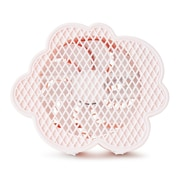 Oliver B AirbOX 2'' Wall Fan; Pink Rose