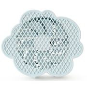 Oliver B AirbOX 2'' Wall Fan; Pale Blue