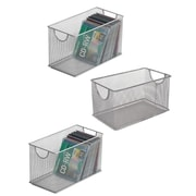YBM Home 3 Piece Mesh Storage Box Set