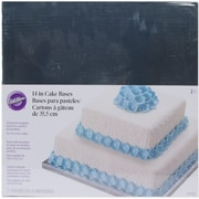 Wilton 2 Piece Cake Base Set