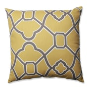Pillow Perfect Bali Butterscotch Throw Pillow; 18-inch