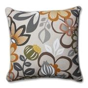 Pillow Perfect Breakaway Flagstone Throw Pillow; 18-inch