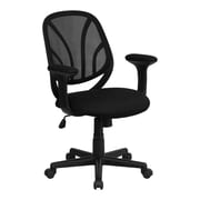 Offex Mid-Back Mesh Executive Chair; Included