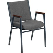 Offex Hercules Series Stacking Chair; Gray