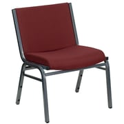 Offex Hercules Series Reception Chair; Burgundy