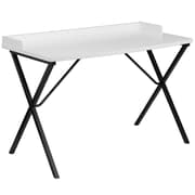 Offex Writing Desk; White