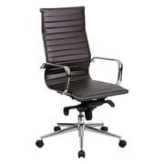 Offex High-Back Executive Chair; Brown