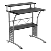Offex Clifton Computer Desk; Black