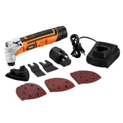 VonHaus Cordless Multi Oscillating Tool Kit