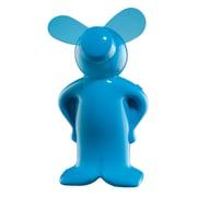 Frieling Hand Held Fan; Blue