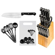 Imperial Home 29 Piece Stainless Steel Kitchen Knife Set