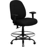 Offex Hercules Series High-Back Drafting Chair; Included
