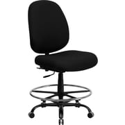 Offex Hercules Series High-Back Drafting Chair; Not Included