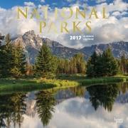 2017 National Parks 12x12 Calendar (9781465092380)