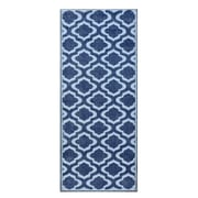 Diagona Designs Avalon Navy Blue/Light Blue Area Rug